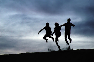 Jumping Dream Meaning