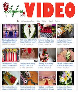 Video tips dan trik tentang bunga