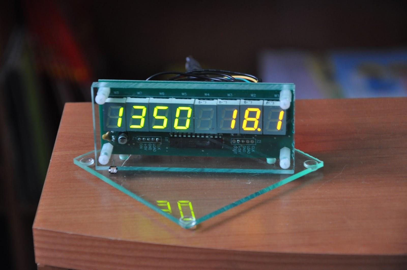 Mikrokontrolery PIC: MCP79410 - zegarek od Microchipa
