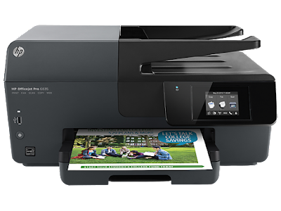 HP OfficeJet 6835 Pro Driver Download
