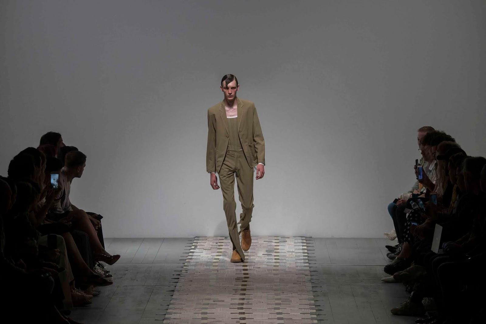 London Fashion Week - Home 61