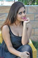 Pragya Nayan New Fresh Telugu Actress Stunning Transparent Black Deep neck Dress ~  Exclusive Galleries 057.jpg