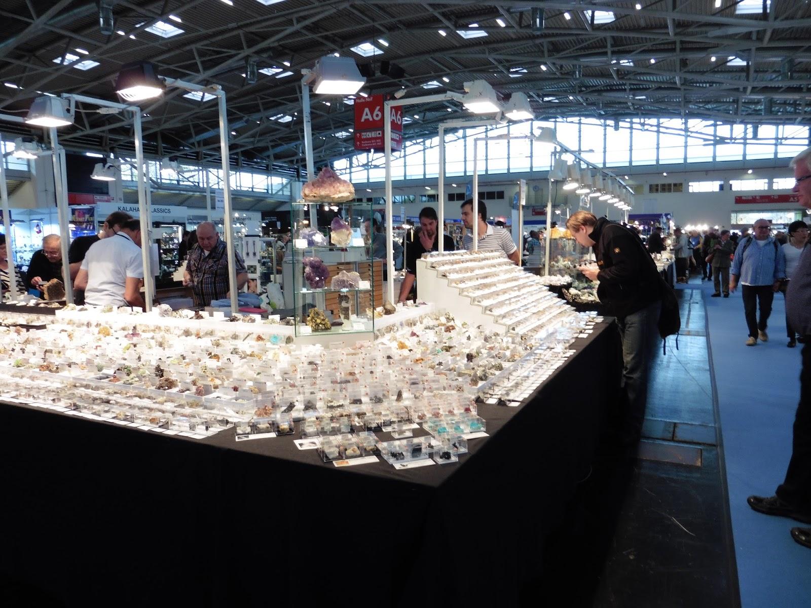 Mineralientage Múnich 2015 P1030012