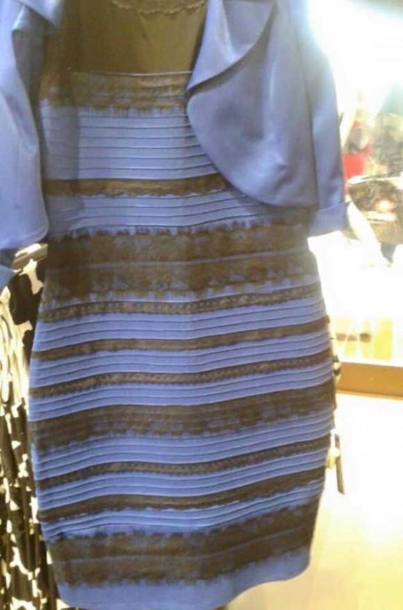 Vestido que muda de cor