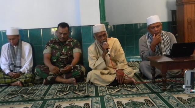 Di Gombong, Polisi dan TNI Hadiri Mudzakarah Ulama Tolak Pembubaran HTI