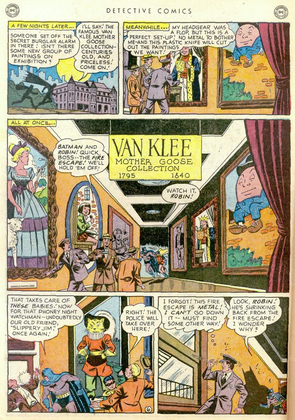 Read online Detective Comics (1937) comic -  Issue #163 - 7