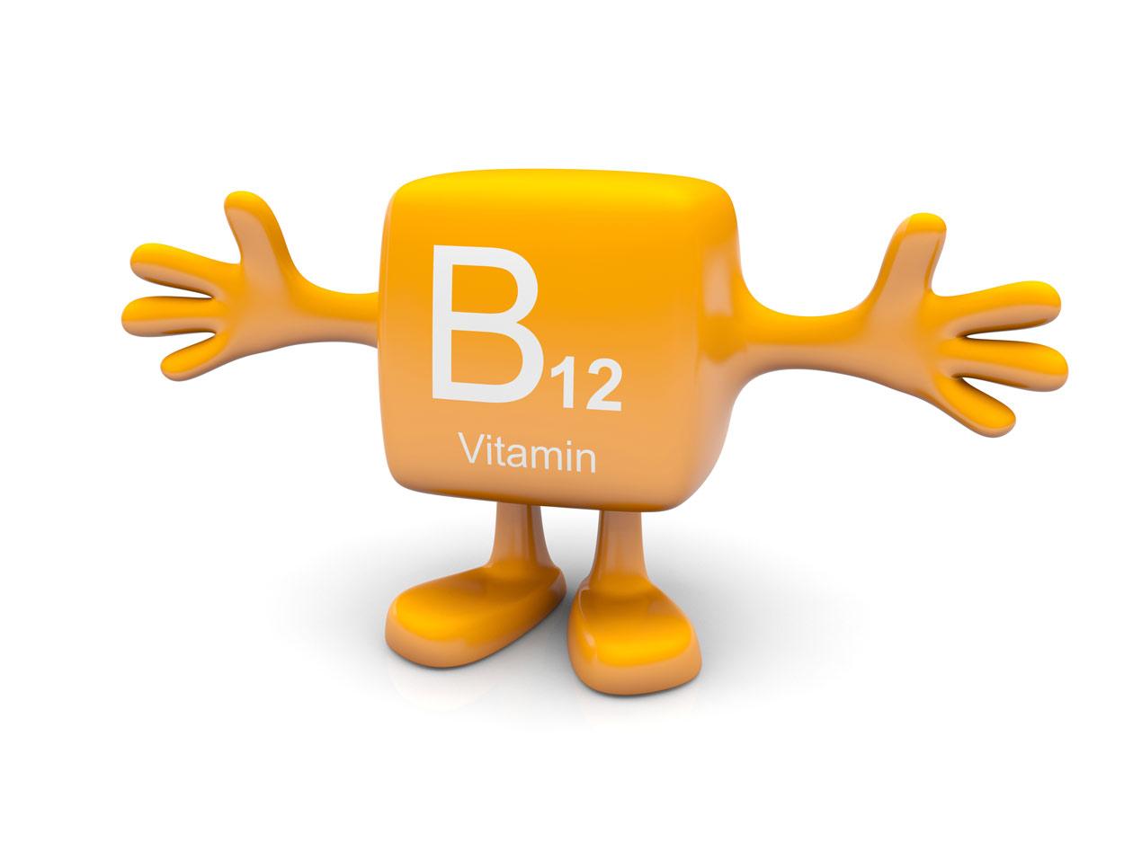 Vitamin - B12