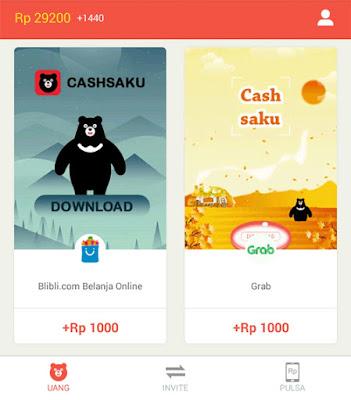 Aplikasi Cashsaku, Solusi Hemat Saat Pulsa Tidak Bersahabat