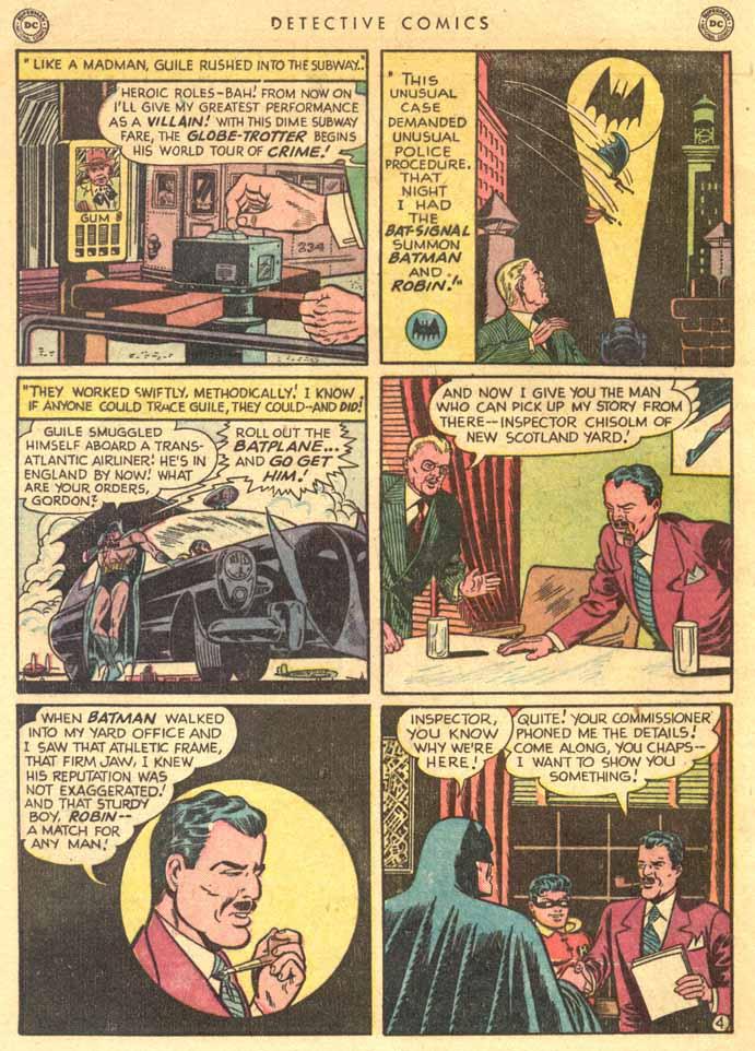 Read online Detective Comics (1937) comic -  Issue #160 - 6