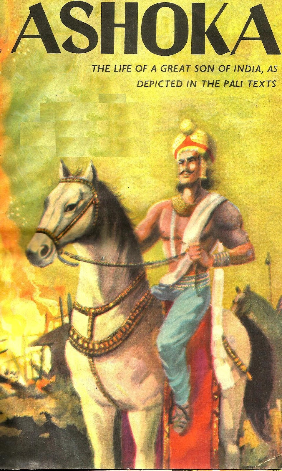 ashoka the great Ashoka was the third ruler of the maurya dynasty and ruled almost the entire indian subcontinent from c 268 to 232 bce let's have a look at his life history, empire, rule, administration and dhamma.