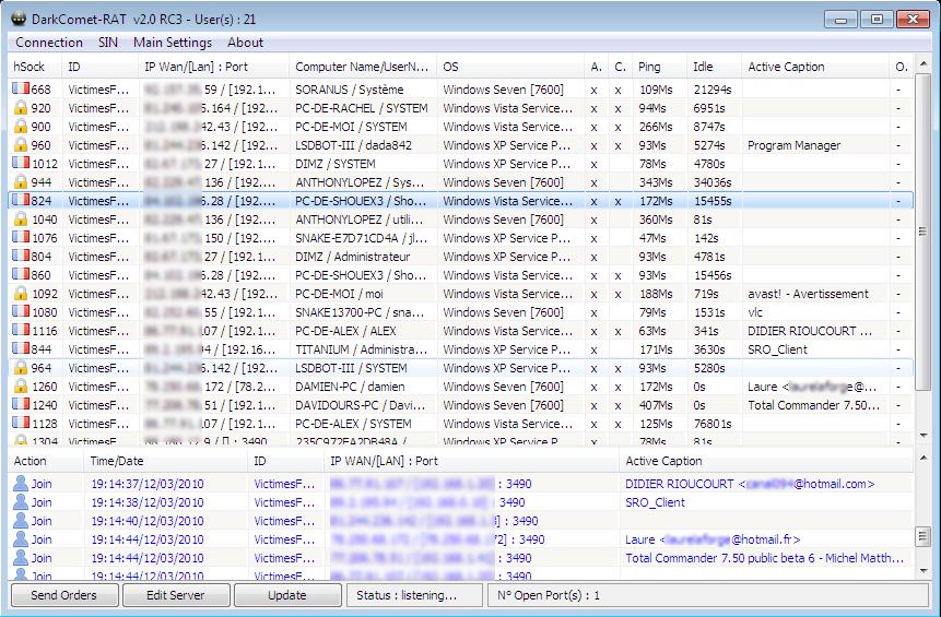darkcomet v5.4.1