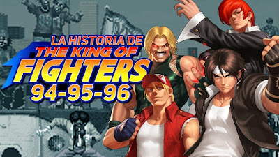 Sagas King of Fighters
