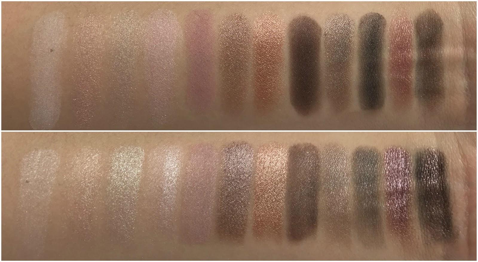 Mars Forever Nude Makeup Kit Including Eyeshadow, Blush, Highlighter Lip Color Palette