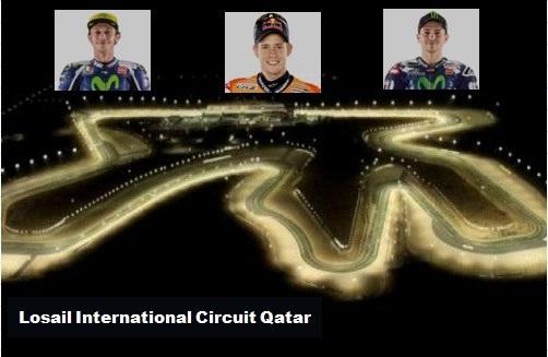 Daftar Juara MotoGP Losail Qatar