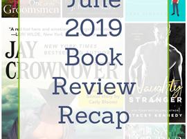 June 2019 Book Review Recap