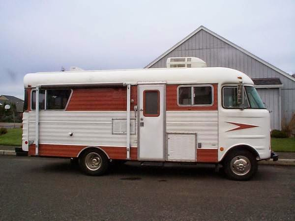 used rvs 1969 dodge chinook motorhome for sale by owner. Black Bedroom Furniture Sets. Home Design Ideas