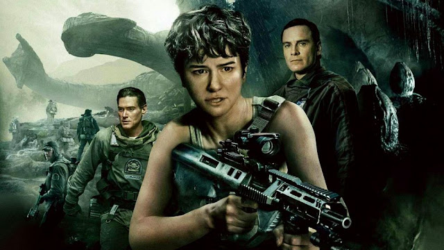 Film Alien : Covenant (2017)1