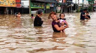 Efek Banjir Pada Kesehatan