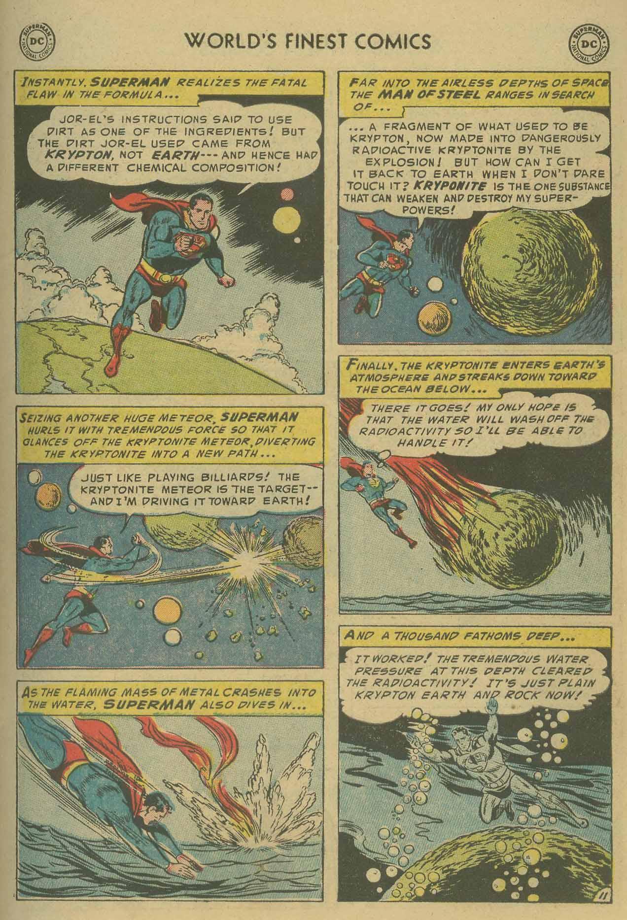 Read online World's Finest Comics comic -  Issue #69 - 13