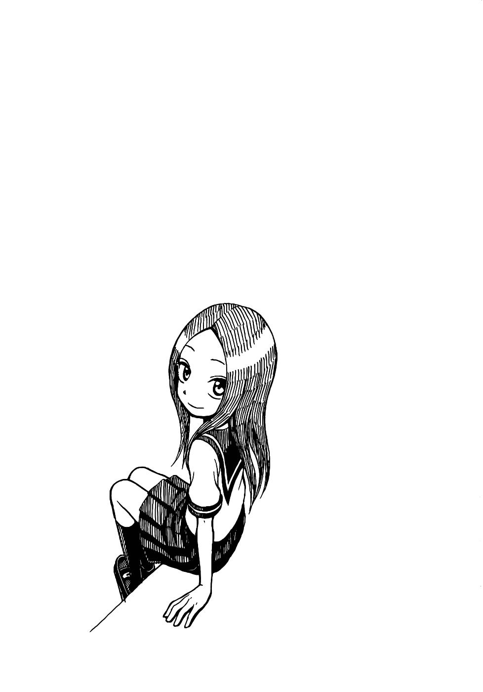 Karakai Jouzu no Takagi-san - Chapter 19