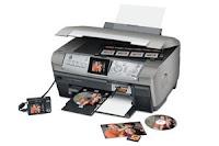 Epson Stylus Photo RX700 Printer Driver