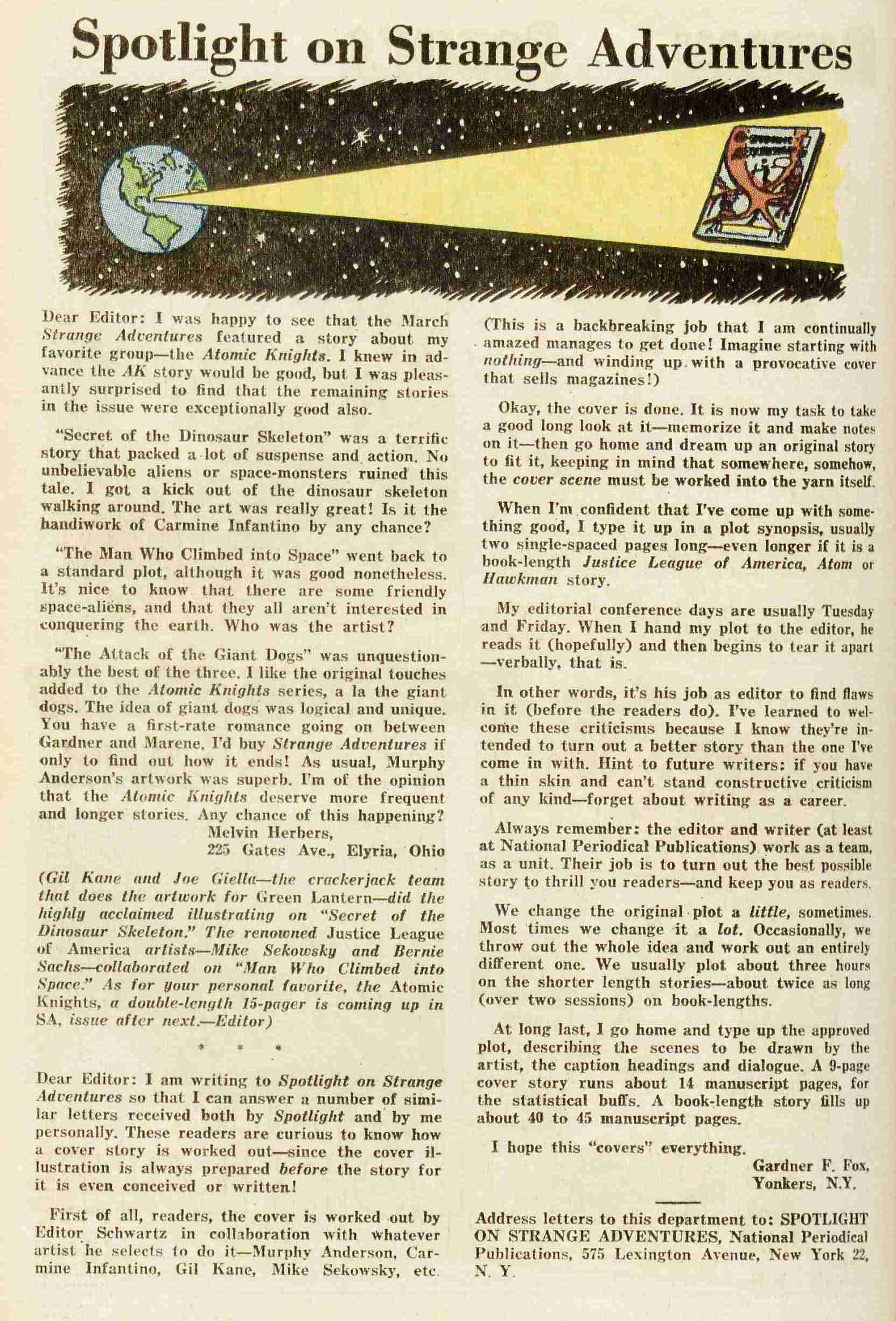 Strange Adventures (1950) issue 142 - Page 14
