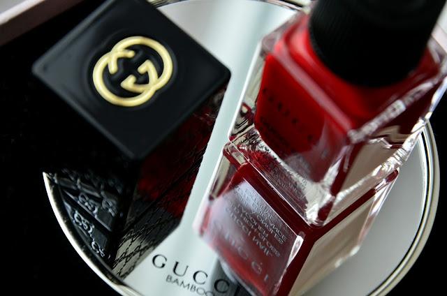 E_katerina: лак для ногтей Gucci Nail Bold High-Gloss Lacquer #120 Iconic Red