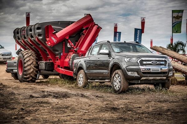 Ford Argentina estará presente en ExpoAgro 2017