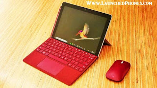 Microsoft Surface Pro device was launched Microsoft Surface Go launched amongst Type-C3.1