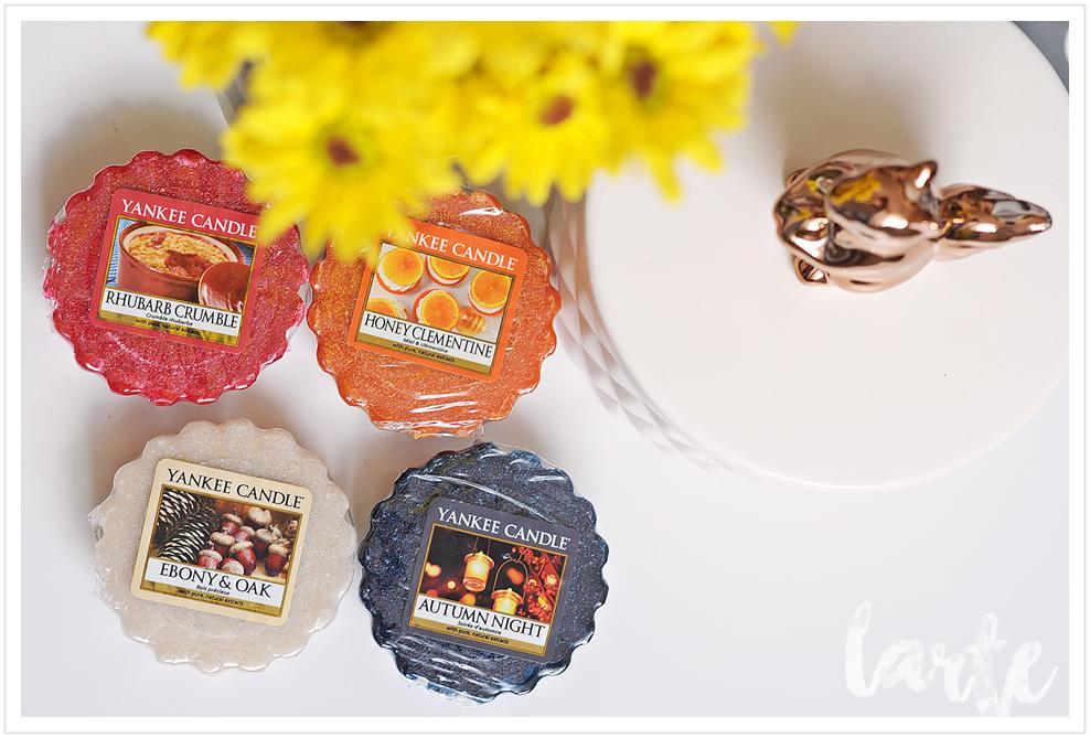 Jesienna kolekcja Yankee Candle