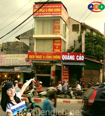 Dịch thuật huyện Thuận An - Bình Dương không phải lo âu về rào cả tiếng nói nữa