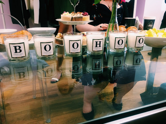 BOOHOO Plus Press Day AW15