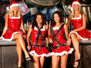 Manchester United Xmas Girls