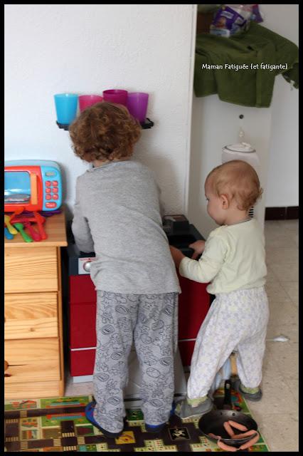 jeux freres cuisiniere