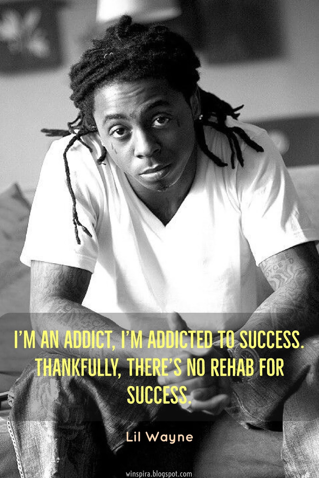 36 Lil Waynes Quotes On Success Life And Love Winspira