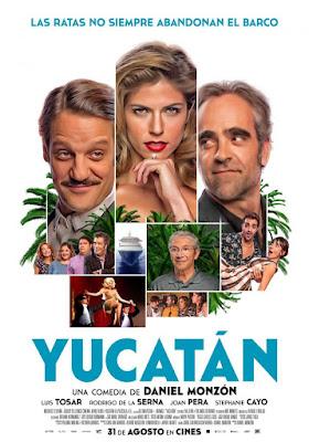 Yucatán 2018 DVD R2 PAL Spanish
