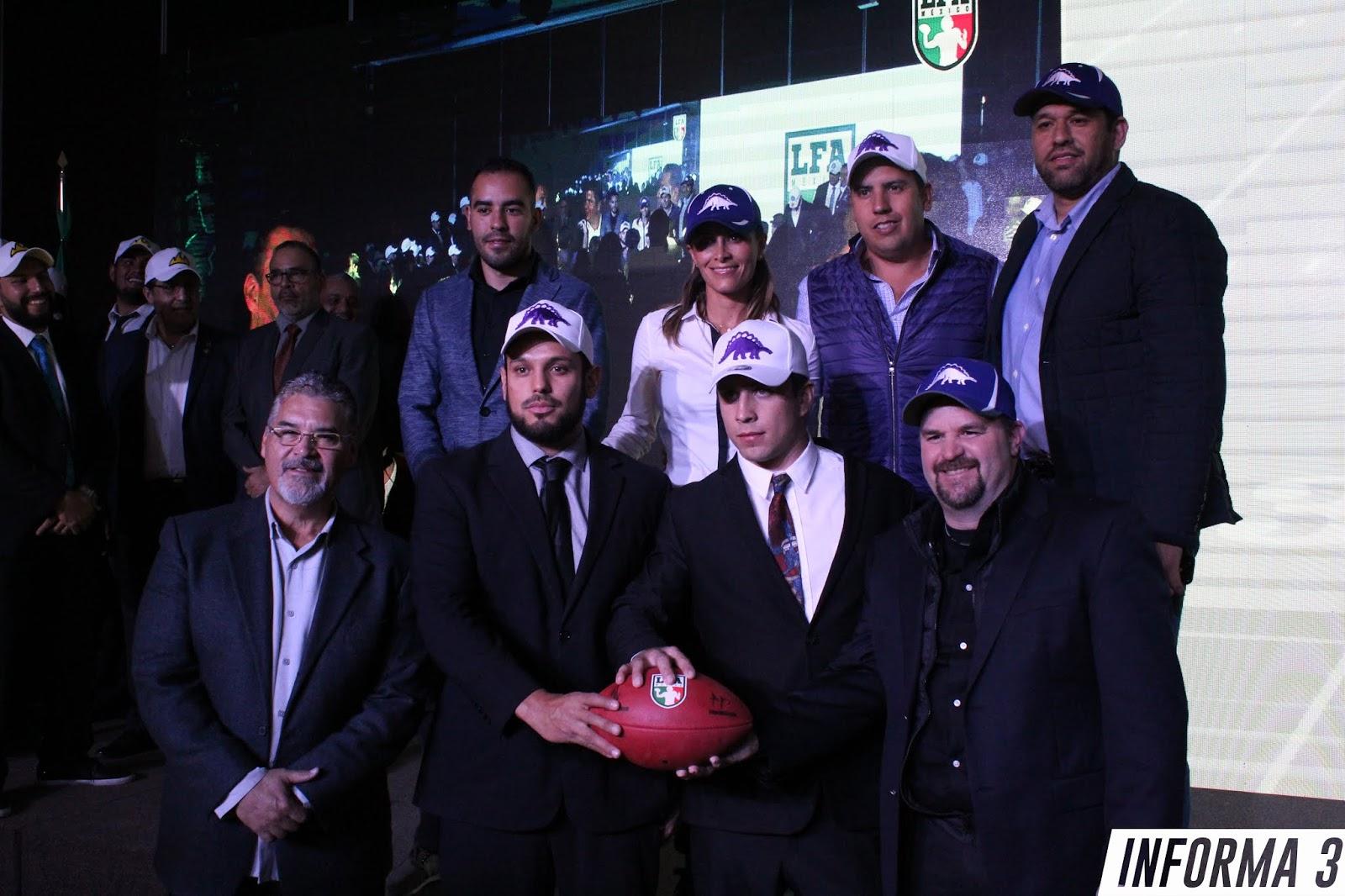 Jugadores seleccionados por Dinos, Draft LFA 2019
