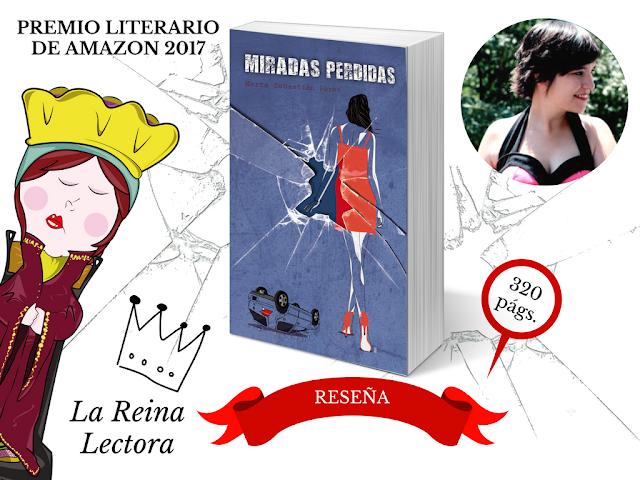 Libro Miradas Perdidas Marta Sebastián