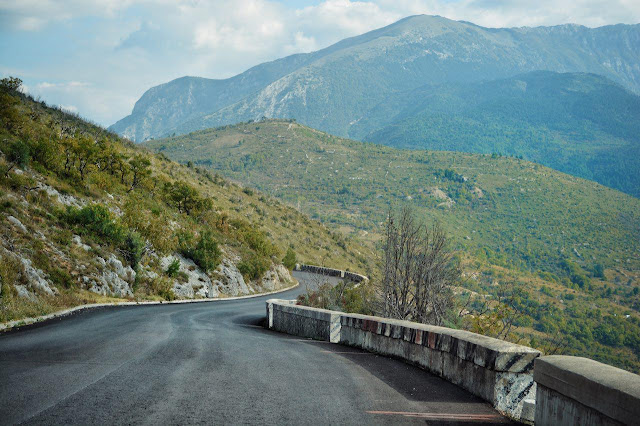 путешествие на авто по горному серпантину, как водить машину в горах