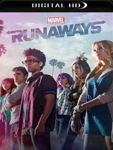 Marvel's Runaways 2017 – 1ª Temporada Torrent Download – WEB-DL 720p e 1080p Legendado / Dual Áudio