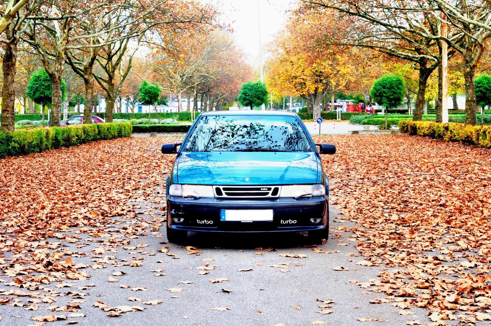Der Saab 9000 Blog