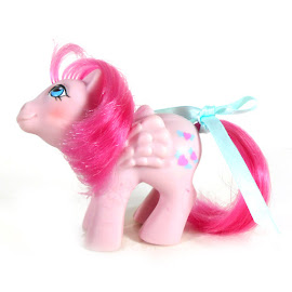 MLP Baby Heart Throb Year Four European Play and Care II G1 Pony