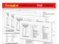 Lengkap Perangkat PAI Silabus, RPP, Agenda Harian Kelas 1 sampai 6 Jenjang SD Terbaru