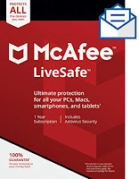 McAfee 2019 LifeSave Free Download and Review