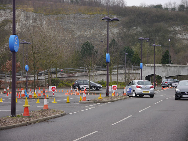 young driver course, bluewater