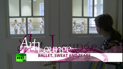 Ballet, Sweat and Tears. 2013.