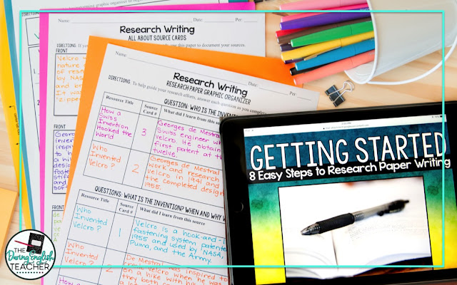 What I'm Teaching in My Classroom: A Look at Secondary ELA Resources