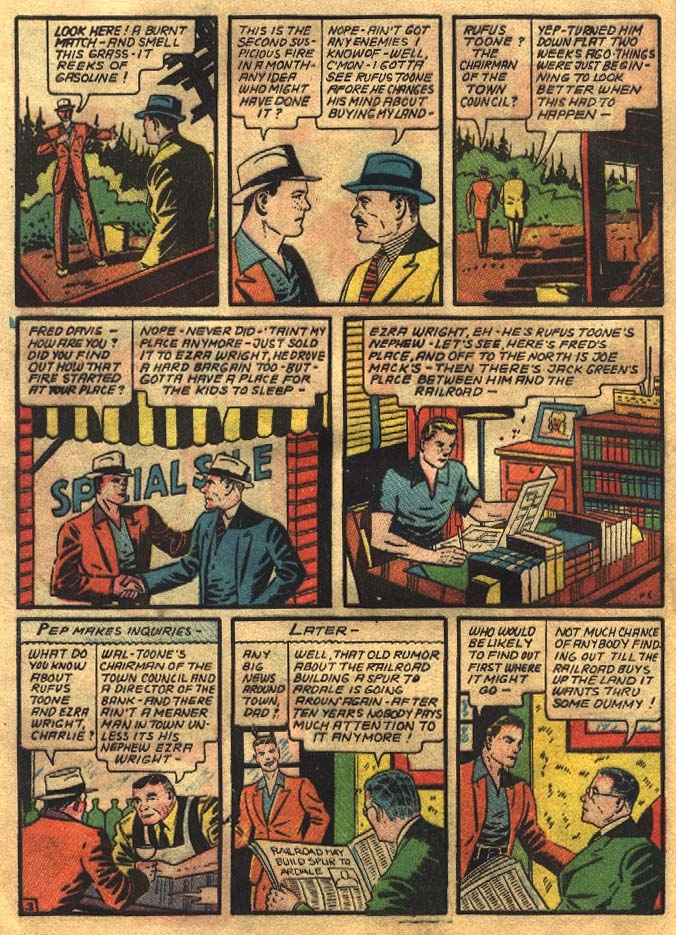 Action Comics (1938) 22 Page 19