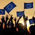 Оптимизм по отношению к ЕС у его граждан растёт третий год подряд
