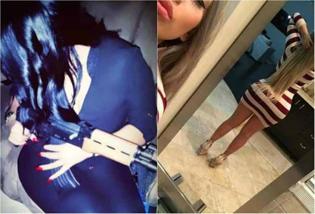 Las impactantes revelaciones de Pamela, la escort del Cártel de Sinaloa